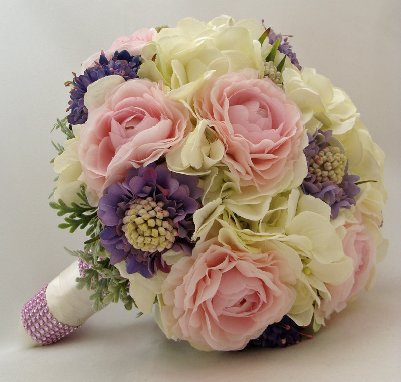 Artificial Flowers Wedding Bouquets On With Bouquet Rose Bridal Throw Ampgt