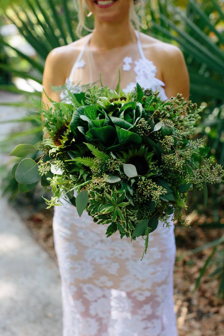 Hydrangea Bouquet Wedding Blue