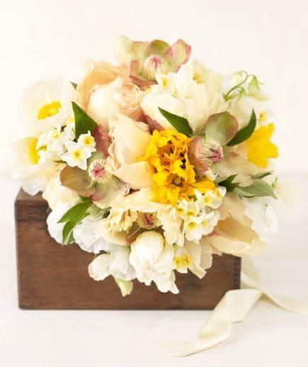 iclandic poppy bouquet