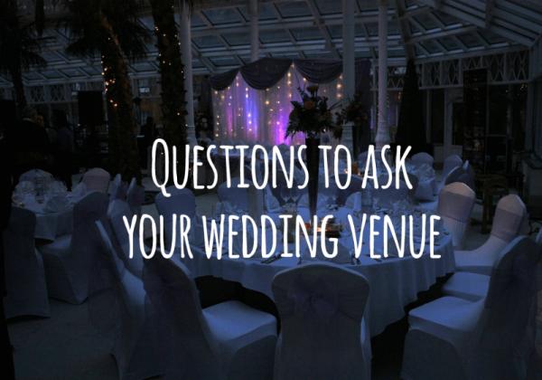 venue questions