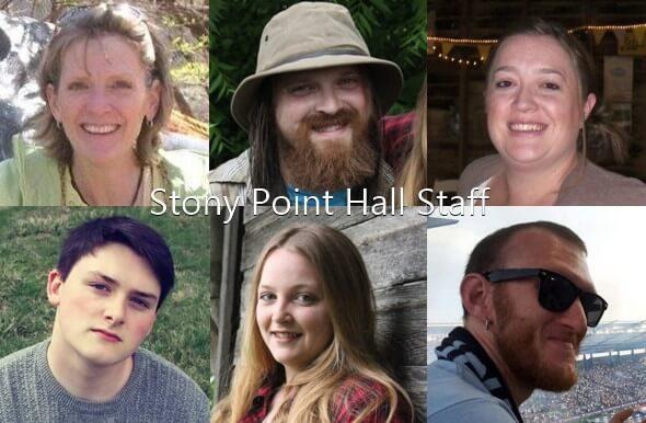Stony Point Hall Staff