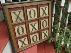 tic tac toe indoor games